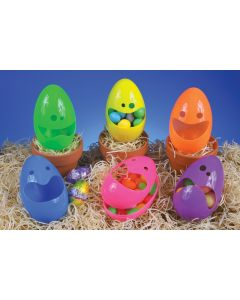 "3.25"" Design Cut-Out Eggs"