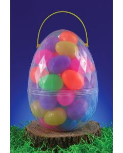 "10"" Diamond Facet Egg-Full-O-Eggs"