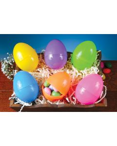 "3.5"" Jumbo Biodegradable Eggs"