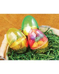 "3.5"" Sheer Surprise Eggs"