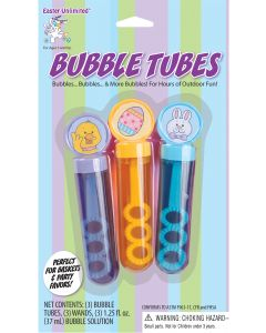 Bunny Bubble Tubes