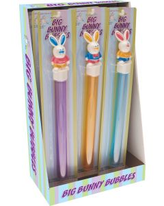 Big Bunny Bubbles Tubes Assortment PDQ