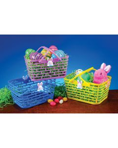 Bunny Candy Basket