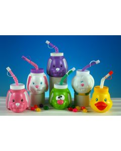 Bunnytime Drinking Cups