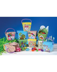 9 Piece Bunny Fun Treat Boxes