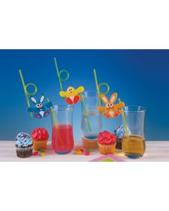 Magic Fun Straws