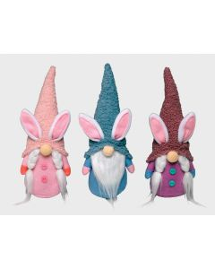 "10.5"" Nosy-Gnome Plush Décor Assortment"
