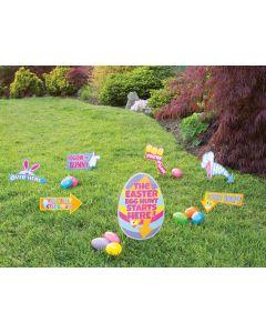 R.J. Rabbit's Egg Hunt Kit