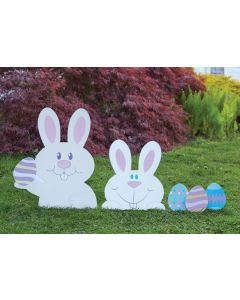 12 {iece Easter Lawn Décor Set