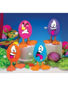 "4.5"" Wind-Up Walkin' Crazy Eggs®"