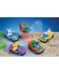 "Rapid Rabbit Racer in 4"" Egg"