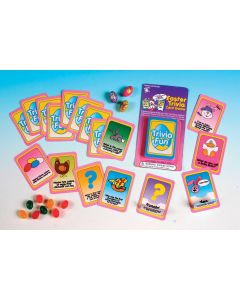 Easter Trivia Card Game