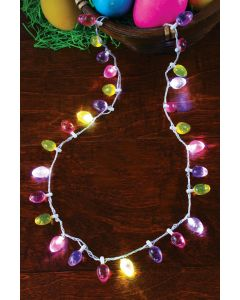 "34"" Lite-Up Egg Necklace"
