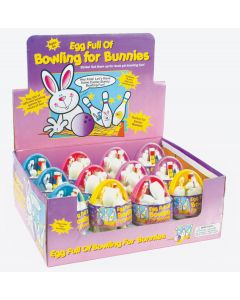 Egg Full of Bowling for Bunnies