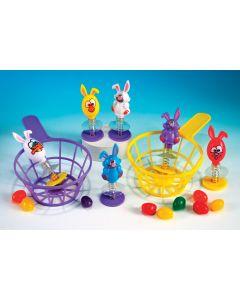 Bunny & Egg Spring-Up Game