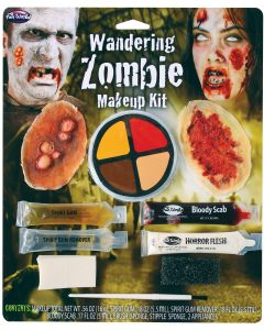 Wandering Zombie Makeup Kit