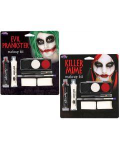 Killer Mime Makeup Kit Assortment