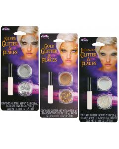 Glitter & Flakes Assortment