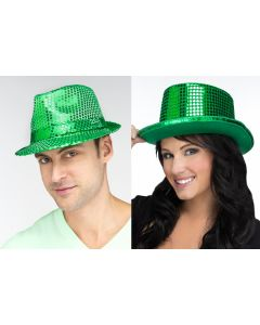 St. Pat's Sequin Hat Assortment