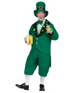 Pub Crawl Leprechaun