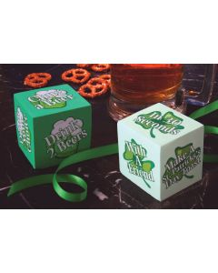 Party Bar Foam Dice Game