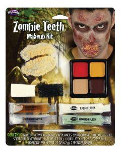 Zombie Teeth Makeup Kit