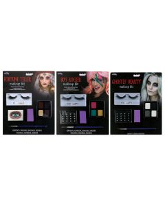 Ghostly Character Makeup Kit Assortment