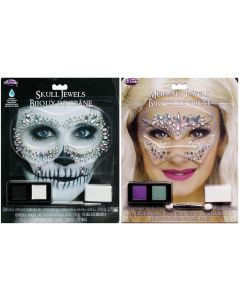 Facial Jewels Makeup Kit Assortment
