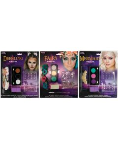Fantasy Character Makeup Kit Assortment