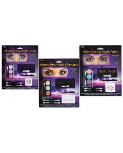 Shimmering Night Makeup Kit Assortment