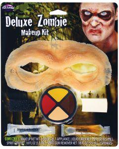 Deluxe Zombie Makeup Kitt