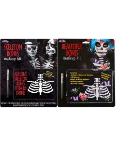 Bones Makeup Kit Assortment