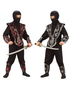 3-D Ninja Warrior