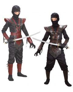Leather Ninja Fighter