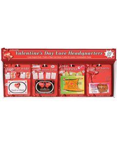 Love Headquarters Display