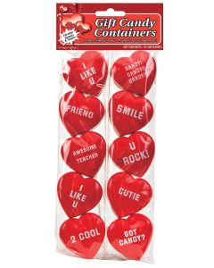 Gift Candy Containers