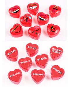 LovEmoji Heart Containers
