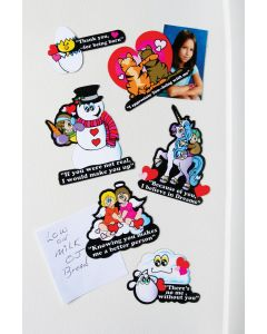Soft & Sweet Love Magnets