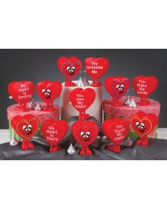 Wind Up Hopping Hearts