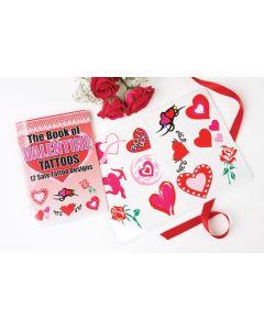 Valentine Tattoo Book