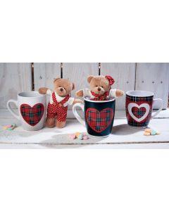 Bear Hugs Mug Assortment