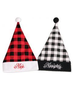 Naughty N' Nice Hat Assortment
