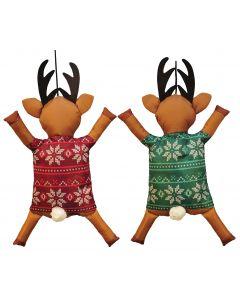 Wrong Way Reindeer