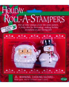 Holiday Roll-A-Stampers