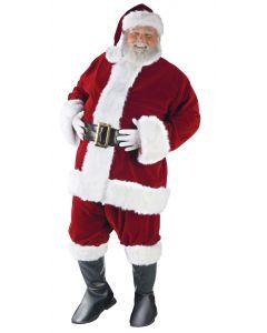 XXL Ultra Velvet Santa Suit