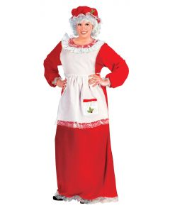 Plus Size Mrs. Claus