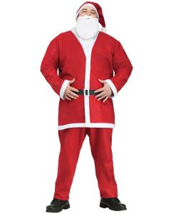 Plus Size Pub Crawl Santa Suit
