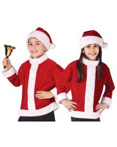 Velour Santa Set