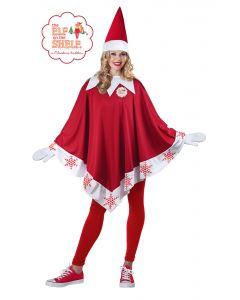 The Elf on the Shelf® Adult Elf Poncho