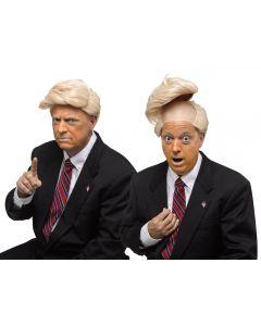 Flip Top Comb-Over Wig